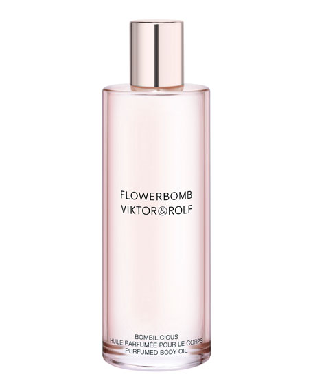 Flowerbomb Bomblicious Perfumed Body Oil 3.4 oz./ 100 mL