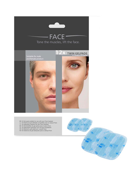BMR Face Replacement Gelpads