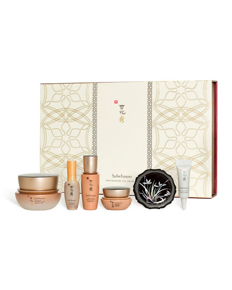 Limited Edition Timetreasure Eye Cream Set