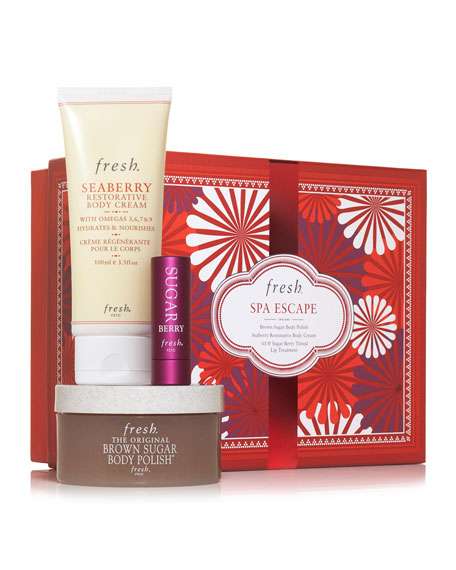 Spa Escape Gift Set