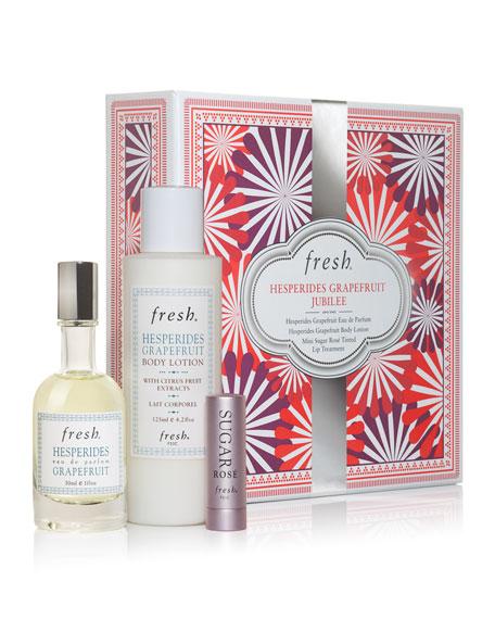 Hesperides Grapefruit Jubilee Gift Set