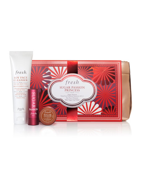 Sugar Passion Princess Gift Set