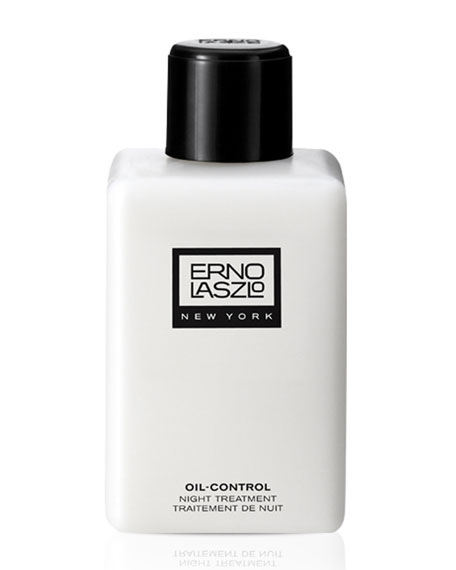 Oil Control Night Treatment 200ml