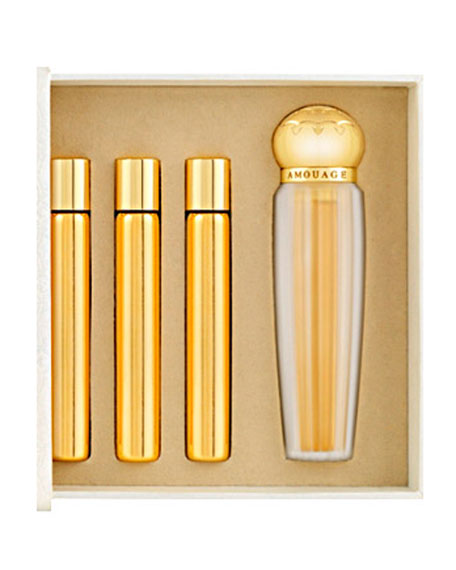 Gold Woman Travel Spray