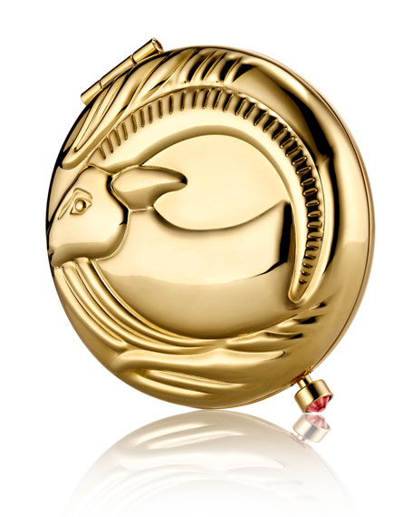 Limited Edition Zodiac Capricorn Compact