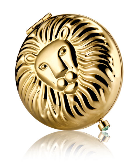 Limited Edition Zodiac Leo Compact