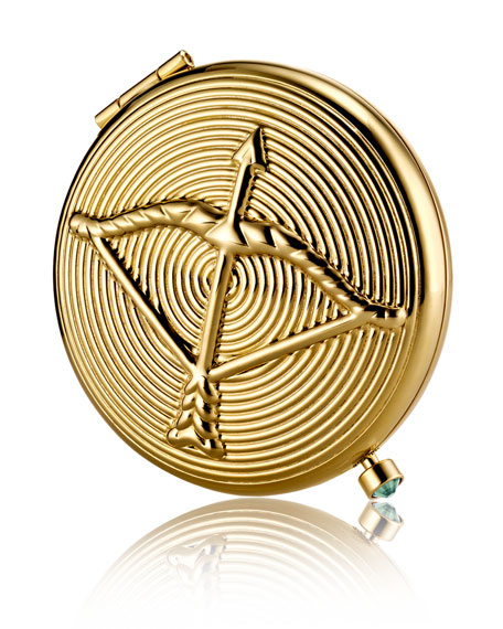 Limited Edition Zodiac Sagittarius Compact
