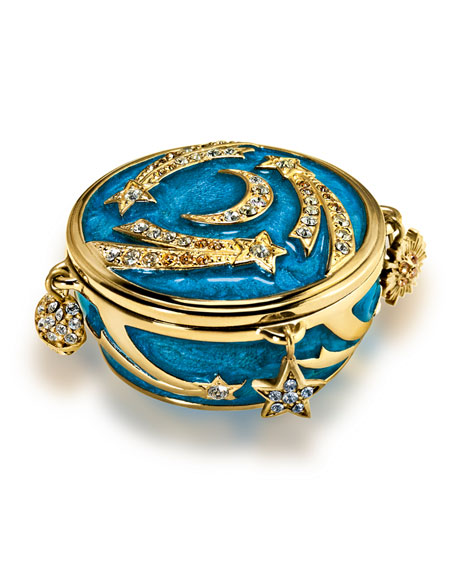 Limited Edition Celestial Charms Sensuous Nude Solid Perfume Compact