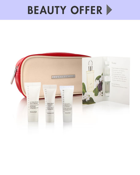 Yours with Any $175 Chantecaille Purchase