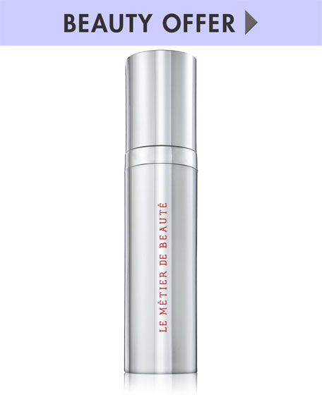 Yours with Any $125 La Metier de Beaute Purchase