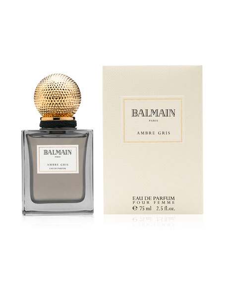 balmain ambre gris eau de parfum 2 5 oz 75 ml neiman marcus. Black Bedroom Furniture Sets. Home Design Ideas