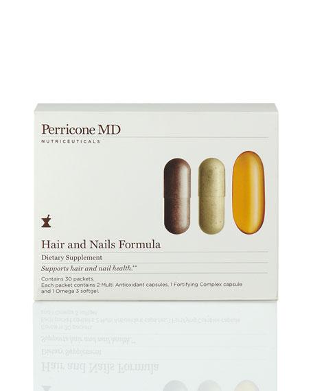 Hair & Nail Supplements
