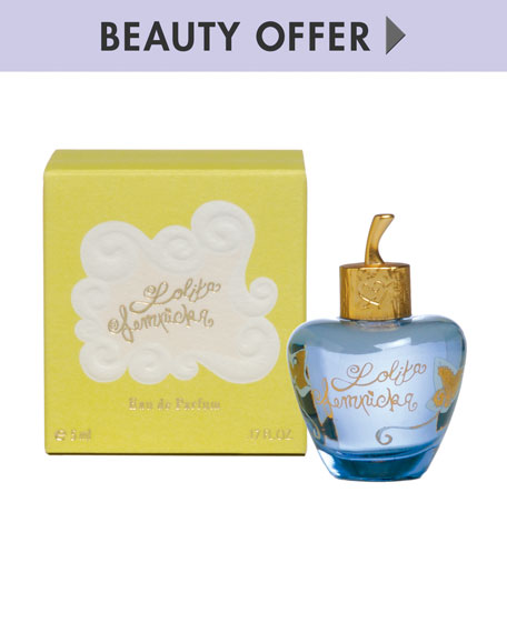 Yours with Any $93 Lolita Lempicka Purchase