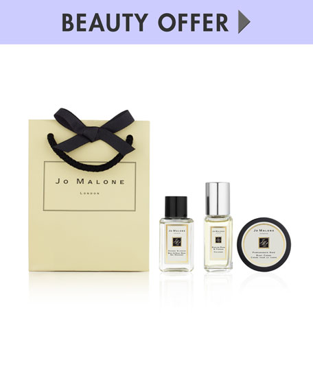 Yours with Any $150 Jo Malone London Purchase
