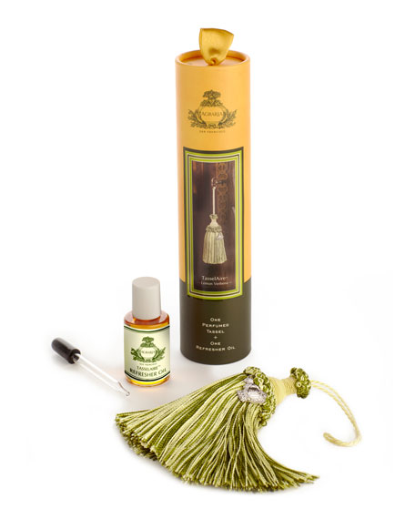Agraria Lemon Verbena TasselAire + Refresher Oil