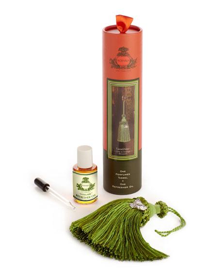 Lime & Orange Blossoms TasselAire + Refresher Oil, 1.0 oz./ 30 mL
