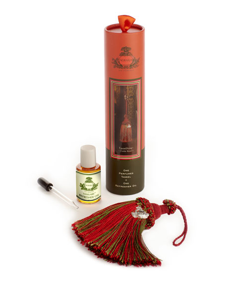 Agraria Cedar Rose TasselAire + Refresher Oil