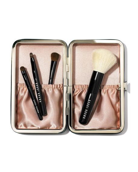 Caviar & Oyster Mini Brush Set