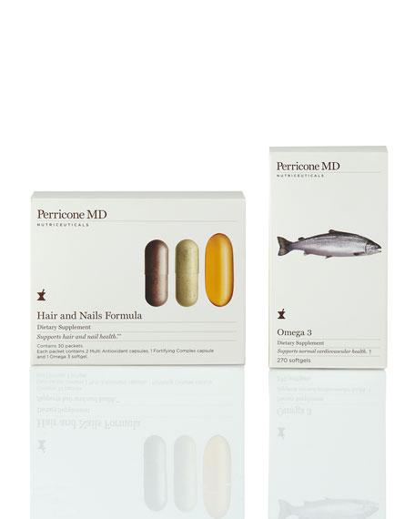 Health & Beauty Supplement Set