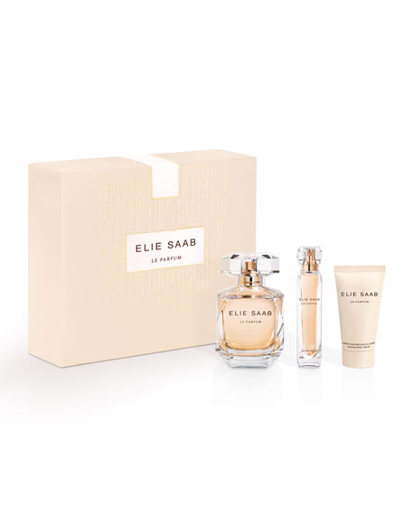 Elie Saab Eau De Parfum Holiday Set