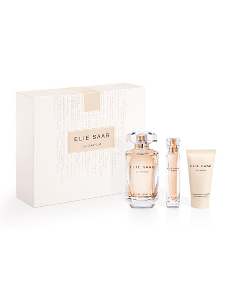 Elie Saab Eau De Toilette Holiday Set