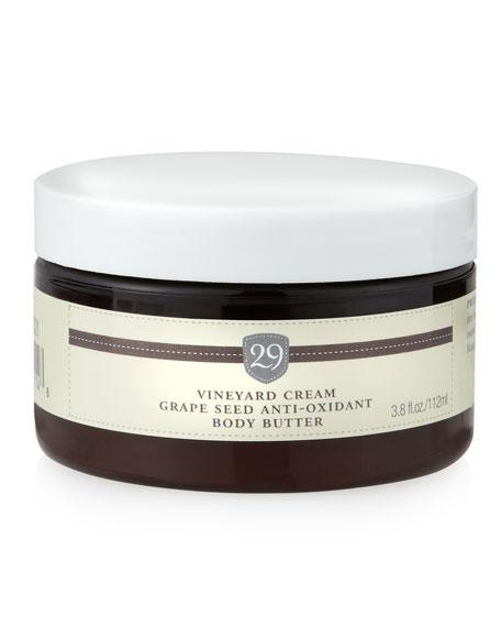 Vineyard Cream Grape Seed Cream Body Butter