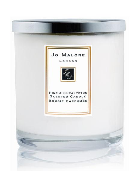 Pine & Eucalyptus Luxury Candle