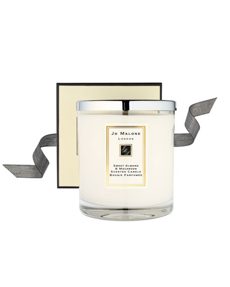 Sweet Almond & Macaroon Deluxe Candle