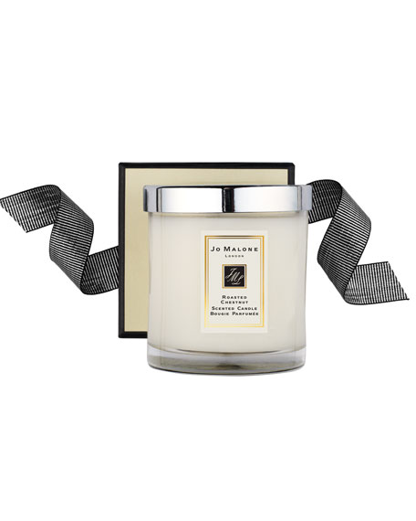 Roasted Chestnut Deluxe Candle