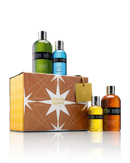 The Men's North Star Gift Set