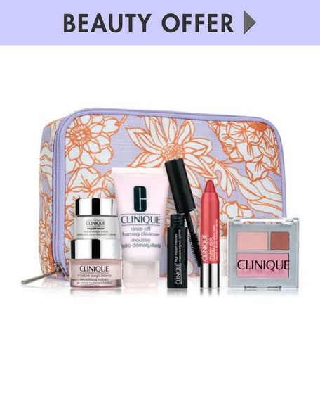 Yours with Any $75 Clinique Purchase