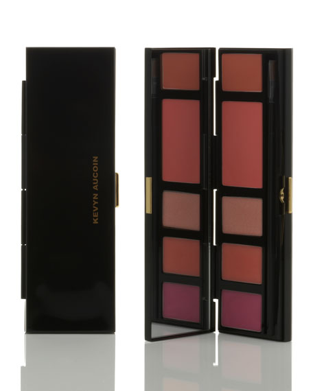 Lip/Cheek Palette, The Pinks