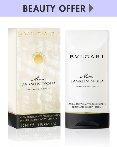 Yours with Any $100 Bvlgari Beauty Purchase
