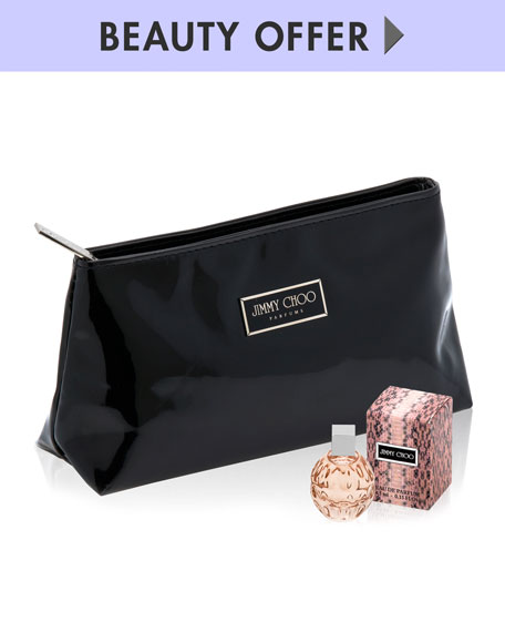 Yours with Any $95 Jimmy Choo Fragrance Purchase