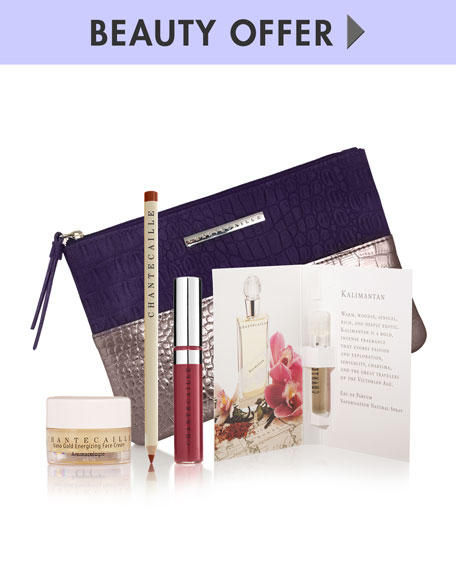 Yours with any $250 Chantecaille Purchase