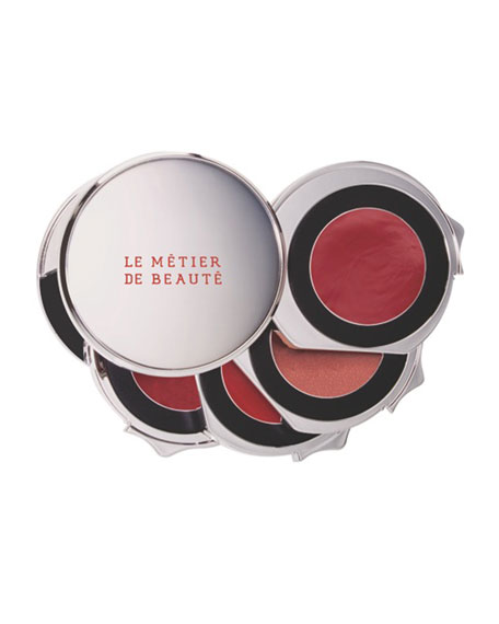 Le Metier de Beaute Kaleidoscope Lip Kit, Breathless