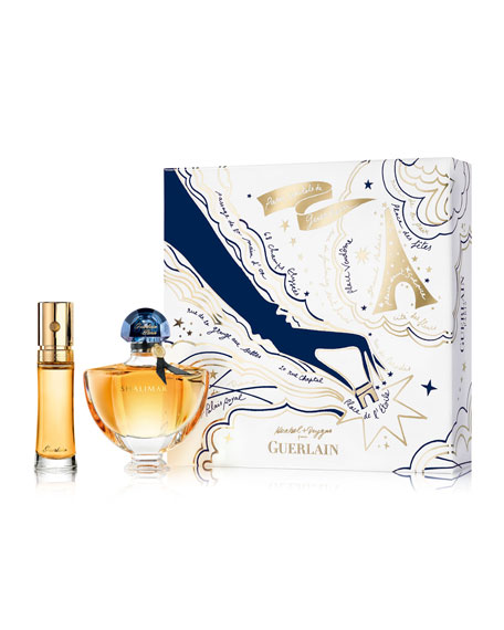 Shalimar Eau de Parfum Holiday Gift Set
