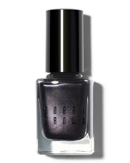 Limited Edition Caviar & Oyster Nail Polish, Black Pearl