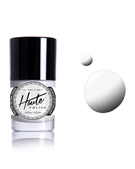 Sugar White Gel Nail Polish