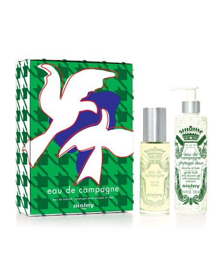 Limited Edition Dove Kit Eau De Campagne