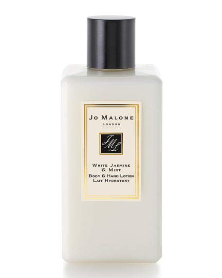 White Jasmine & Mint Body and Hand Lotion