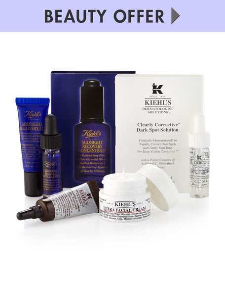 Yours with any $85 Kiehl's Since 1851 Purchase