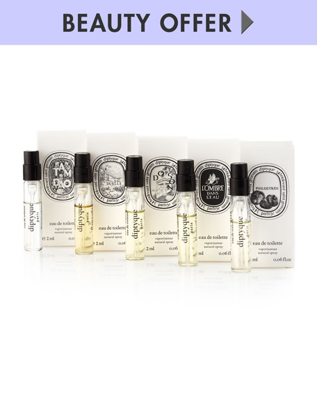 Yours with any $60 Diptyque Purchase