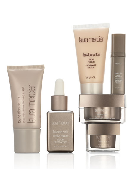 Six-Piece Flawless Skin Collection