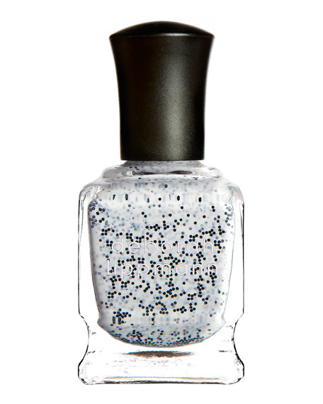 Deborah Lippmann Polka Dots Glitter Nail Polish