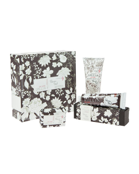 In Love Bath Collection