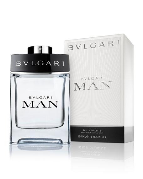 Bvlgari Man Eau de Toilette Spray, 5 oz.