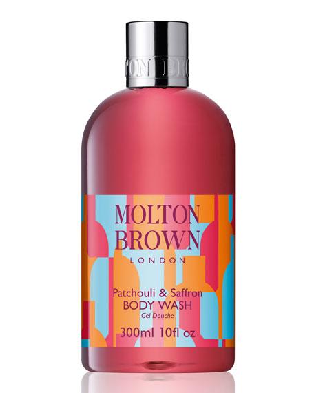 Patchouli & Saffron Body Wash