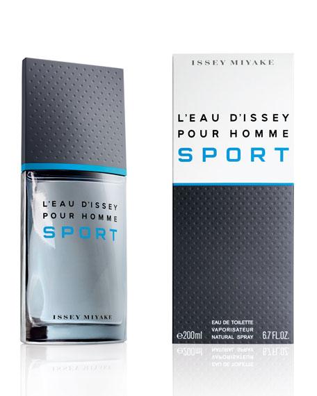 L'Eau d'Issey Pour Homme Sport,  6.7 oz./ 198 mL