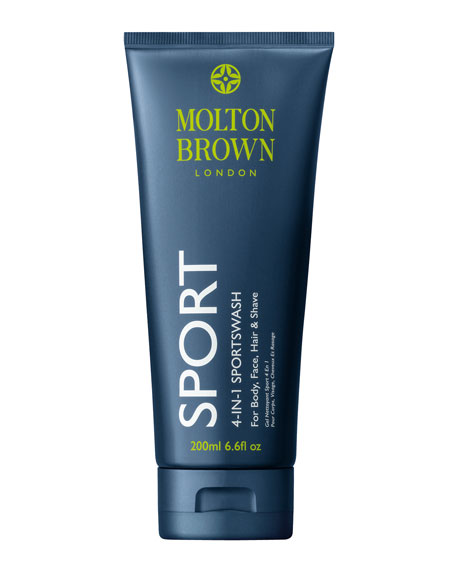 Molton Brown Sport 4-in-1 Wash, 200 ml (6.6